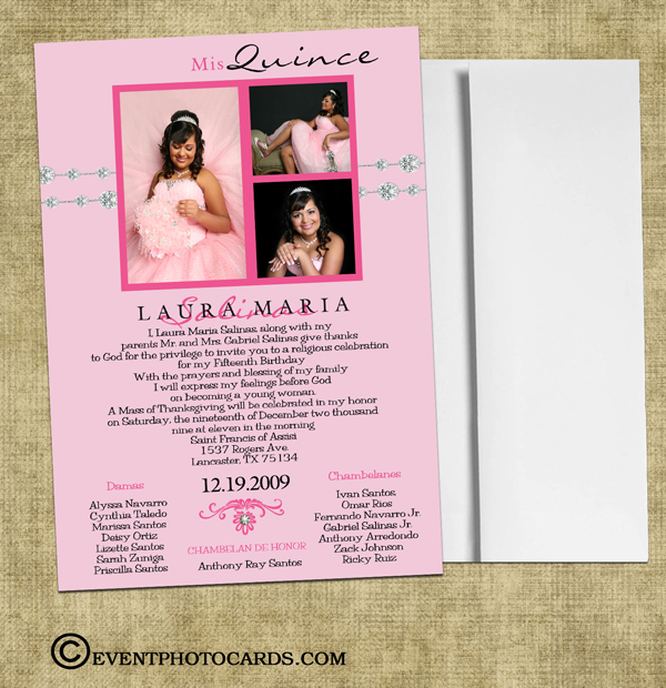 Quinceanera Poems For Invitations as great invitations design