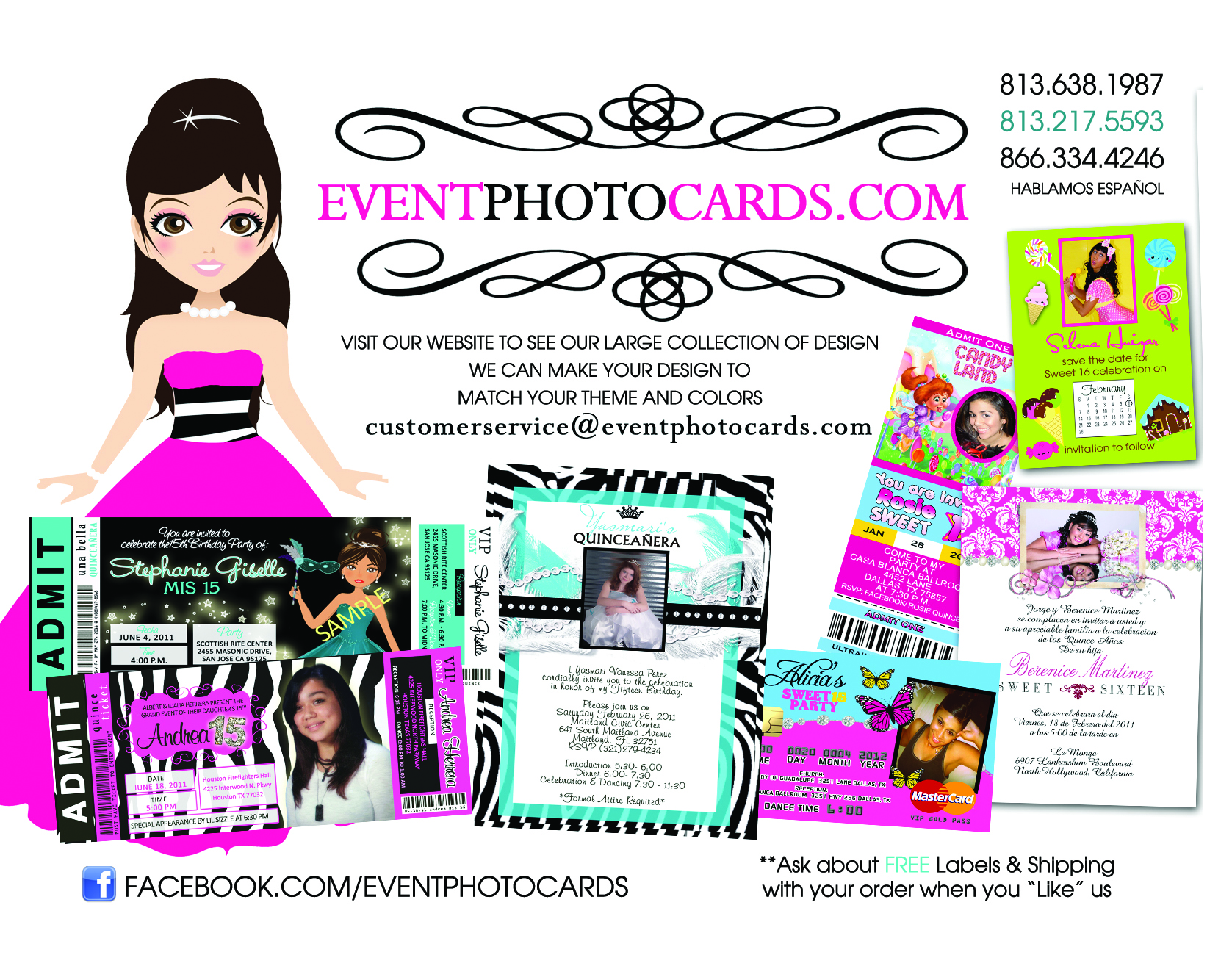 Invitations Quinceanera was perfect invitations example