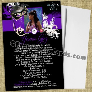 quinceanera invitations -