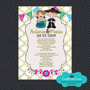 Mexican Party Invitations was awesome invitation sample