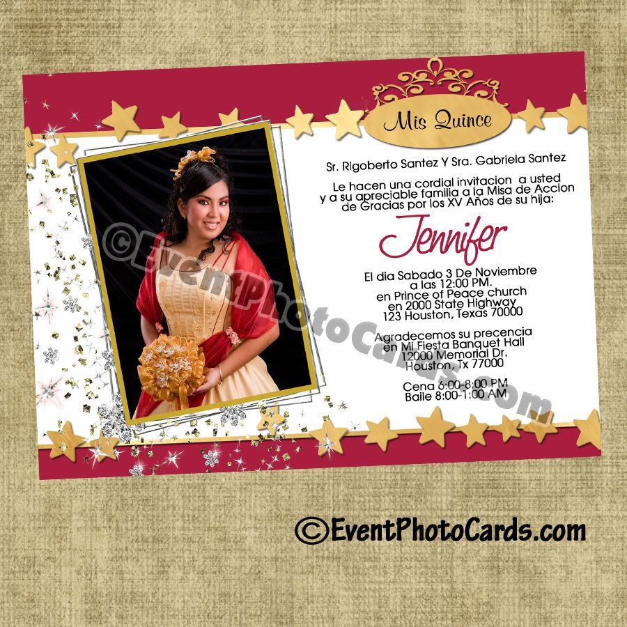 Red Gold Wedding Invitations is nice invitation design