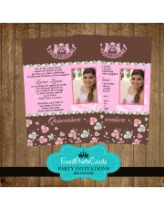 Juicy Couture Inspired - XV Invites