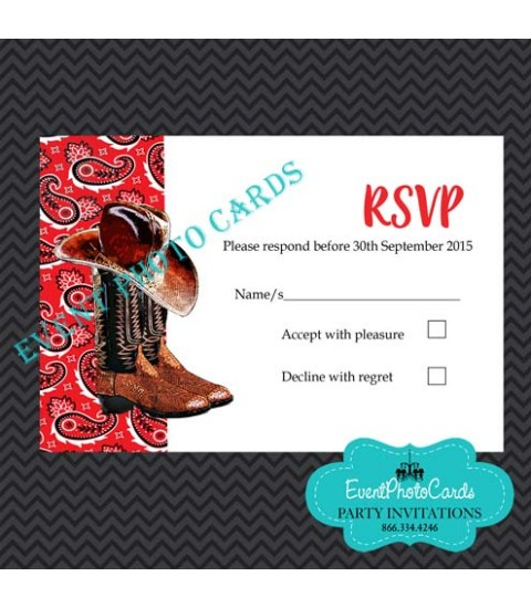 Red Boots RSVP Matching Reservation