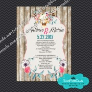 Charro Wedding Invitations