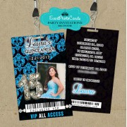 Blue Damask Quince Vip Pass - Photo